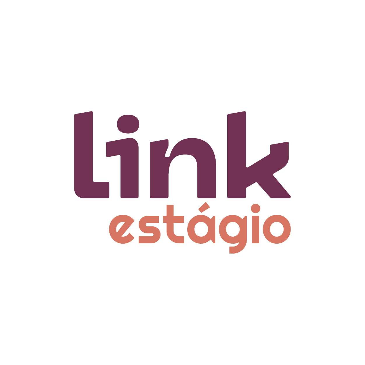 Logotipo link estagios1 02